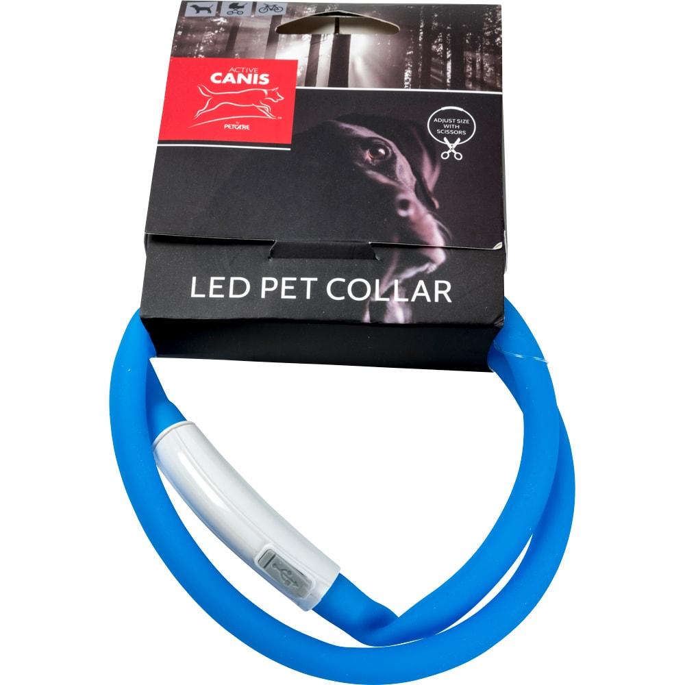 Halsbånd  LED Pet Collar