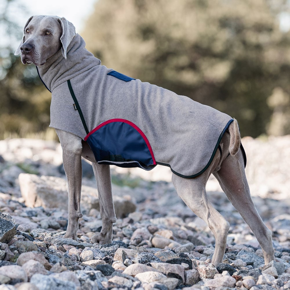 Hundedekken  Tornado Fleece traxx®