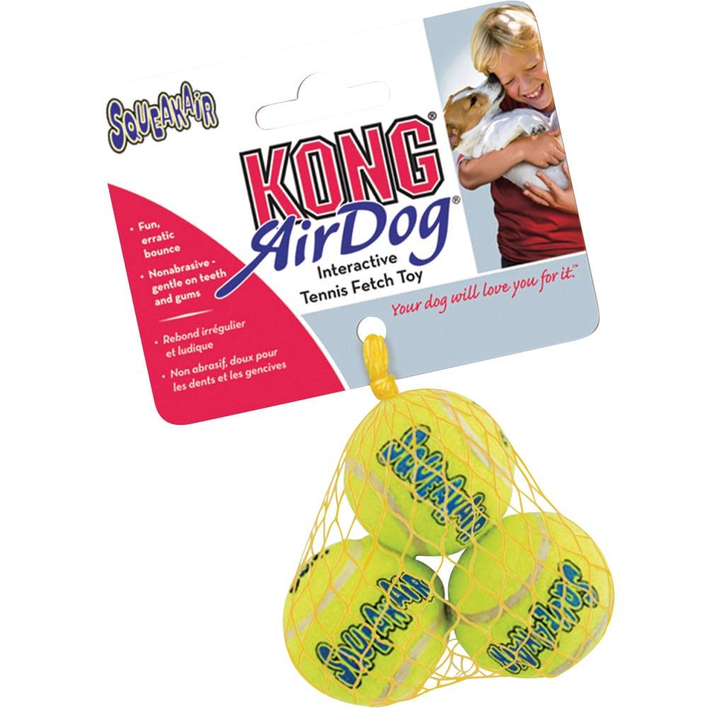 Hundeleke  Squeakair Kong®