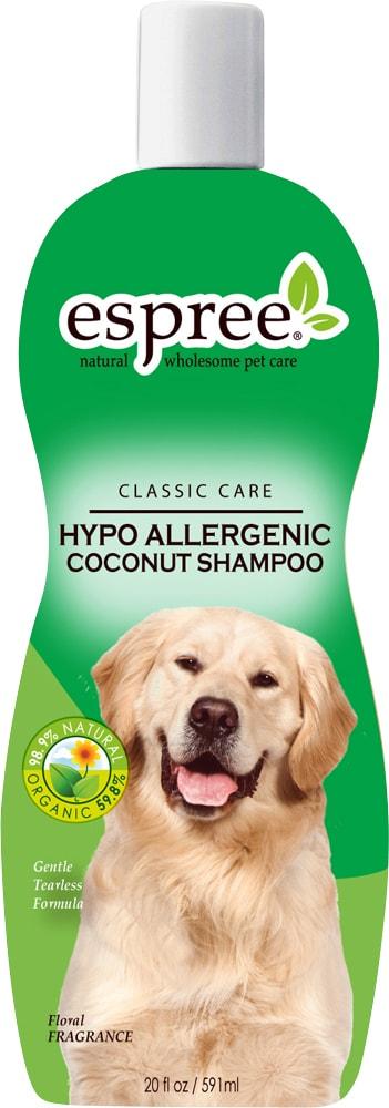 Hundesjampo  Hypo Allergenic Shampoo Espree®