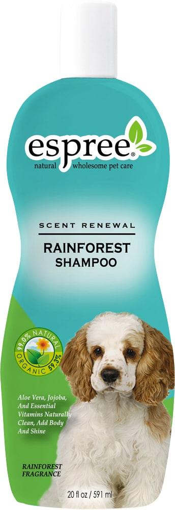 Hundesjampo  Rainforest Shampoo Espree®