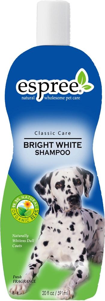 Hundesjampo  Bright White Shampoo Espree®