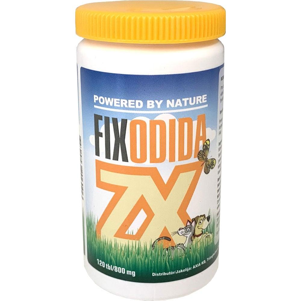 Flåttmiddel Tabletter Fixodida Zx Fixodida