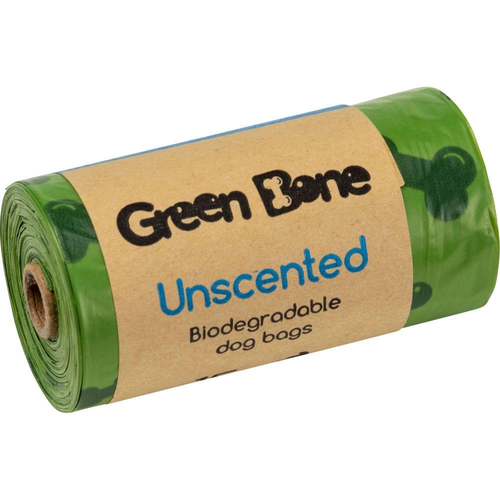 Hundeposer  Unscented Green Bone