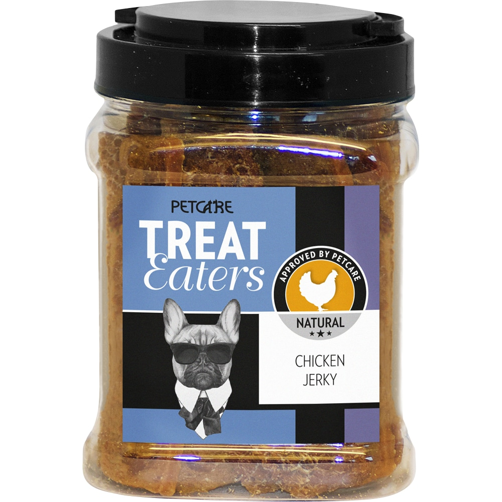 Hundetygg  Chicken Jerky Treateaters