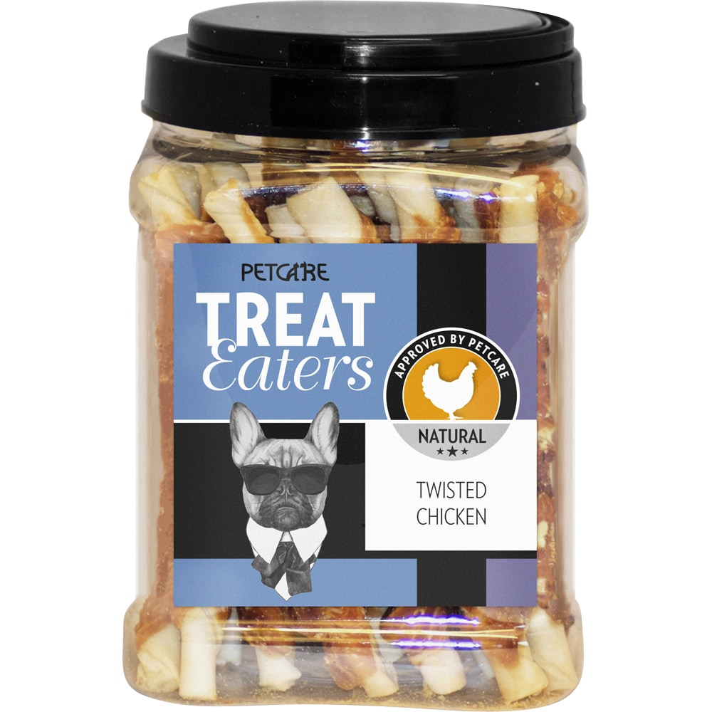 Hundetygg  Twisted chicken Treateaters