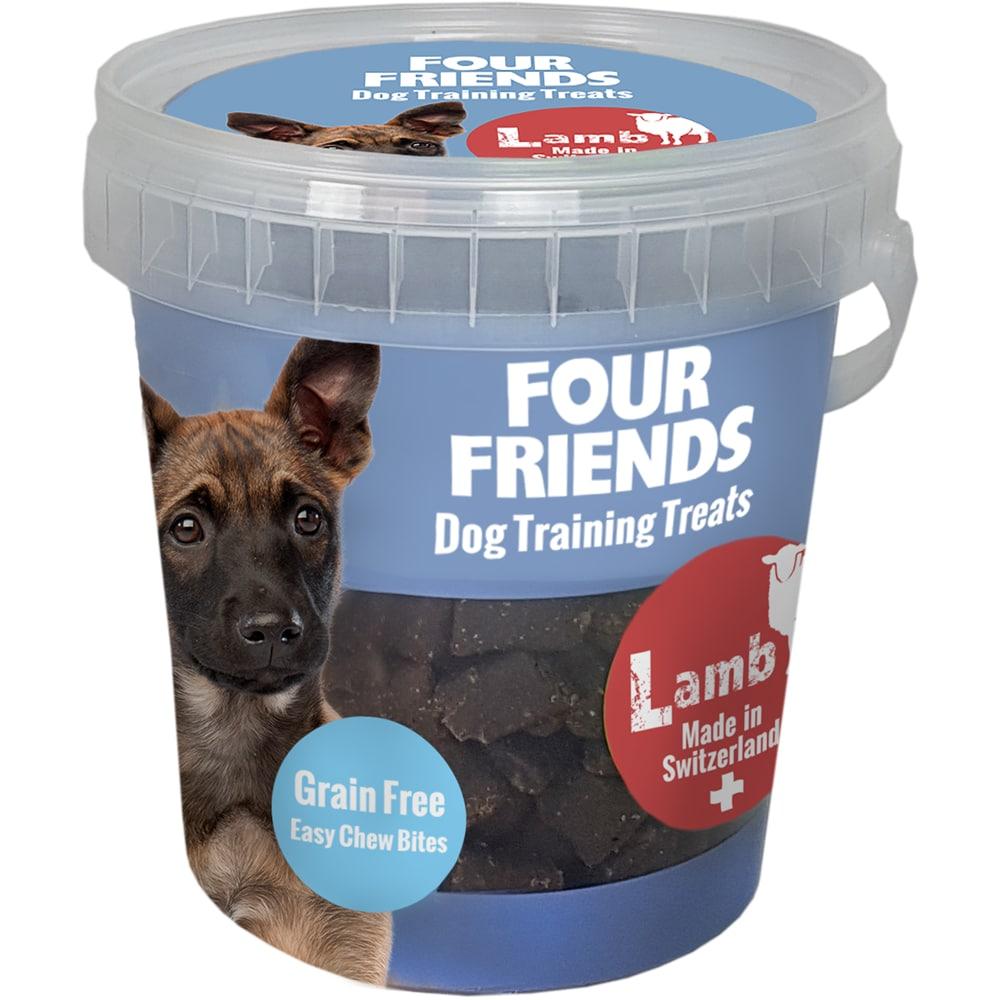 Hundegodis  Treats Lamb FourFriends