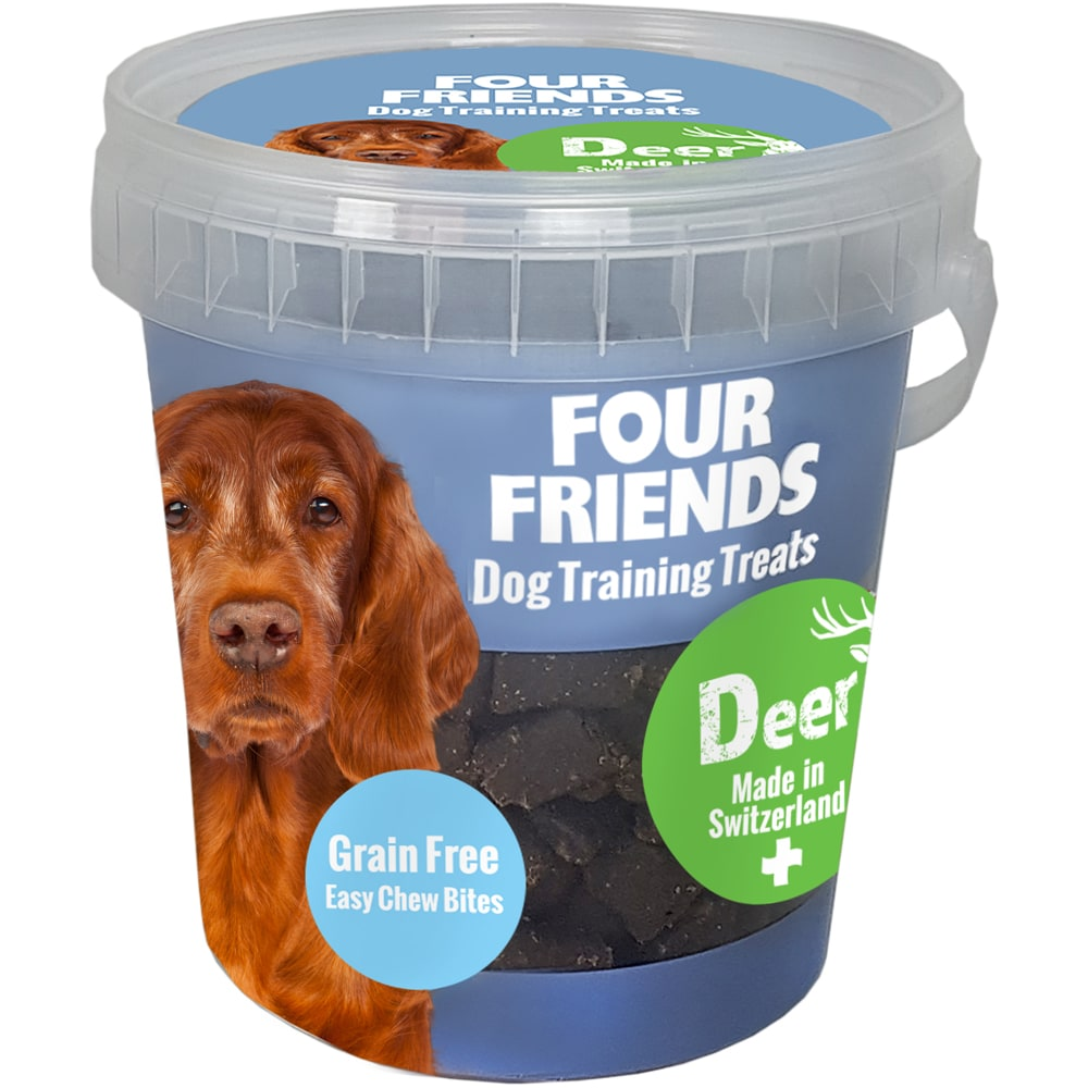 Hundegodis  Treats Deer FourFriends