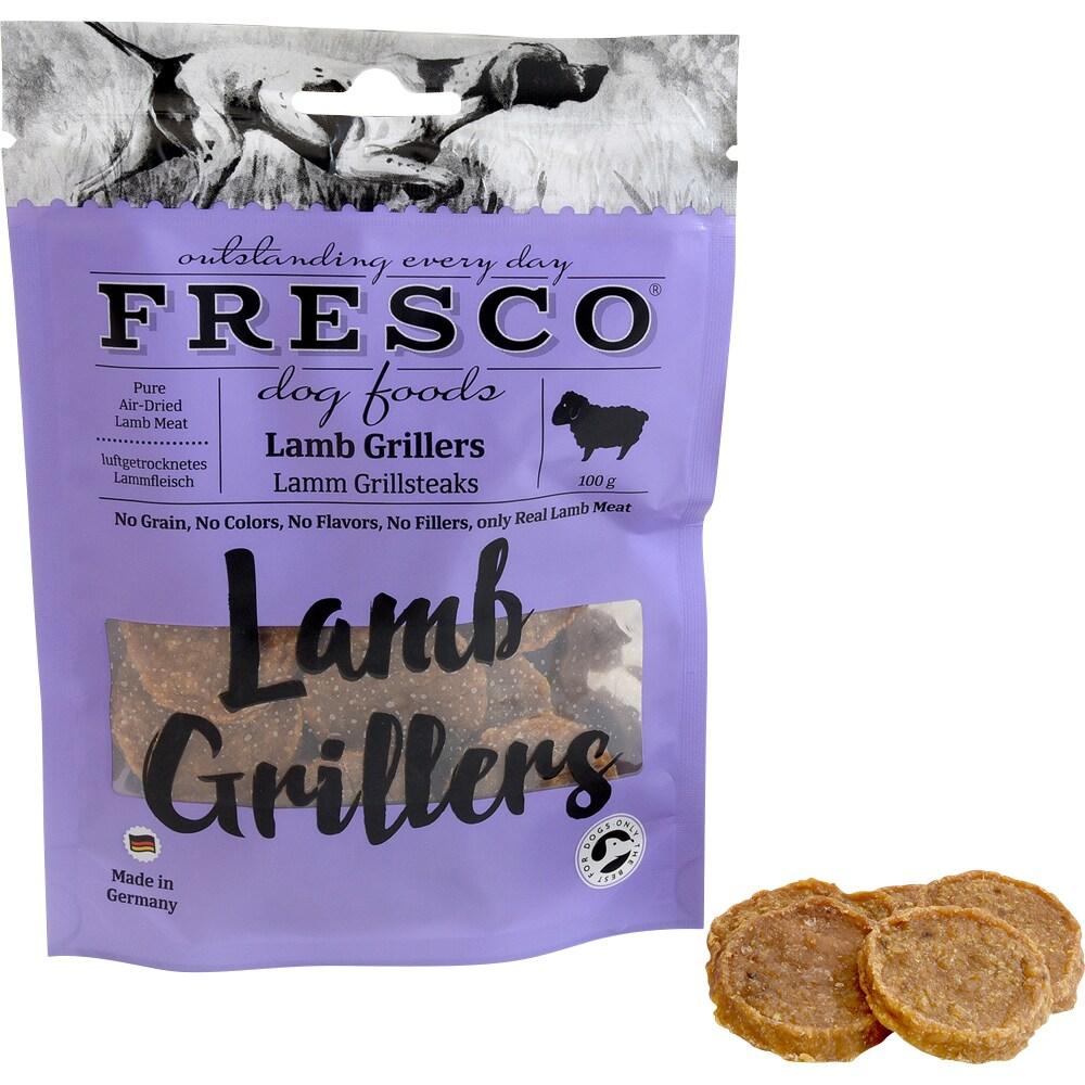 Hundegodis  Lamb Grillers 100 g Fresco®