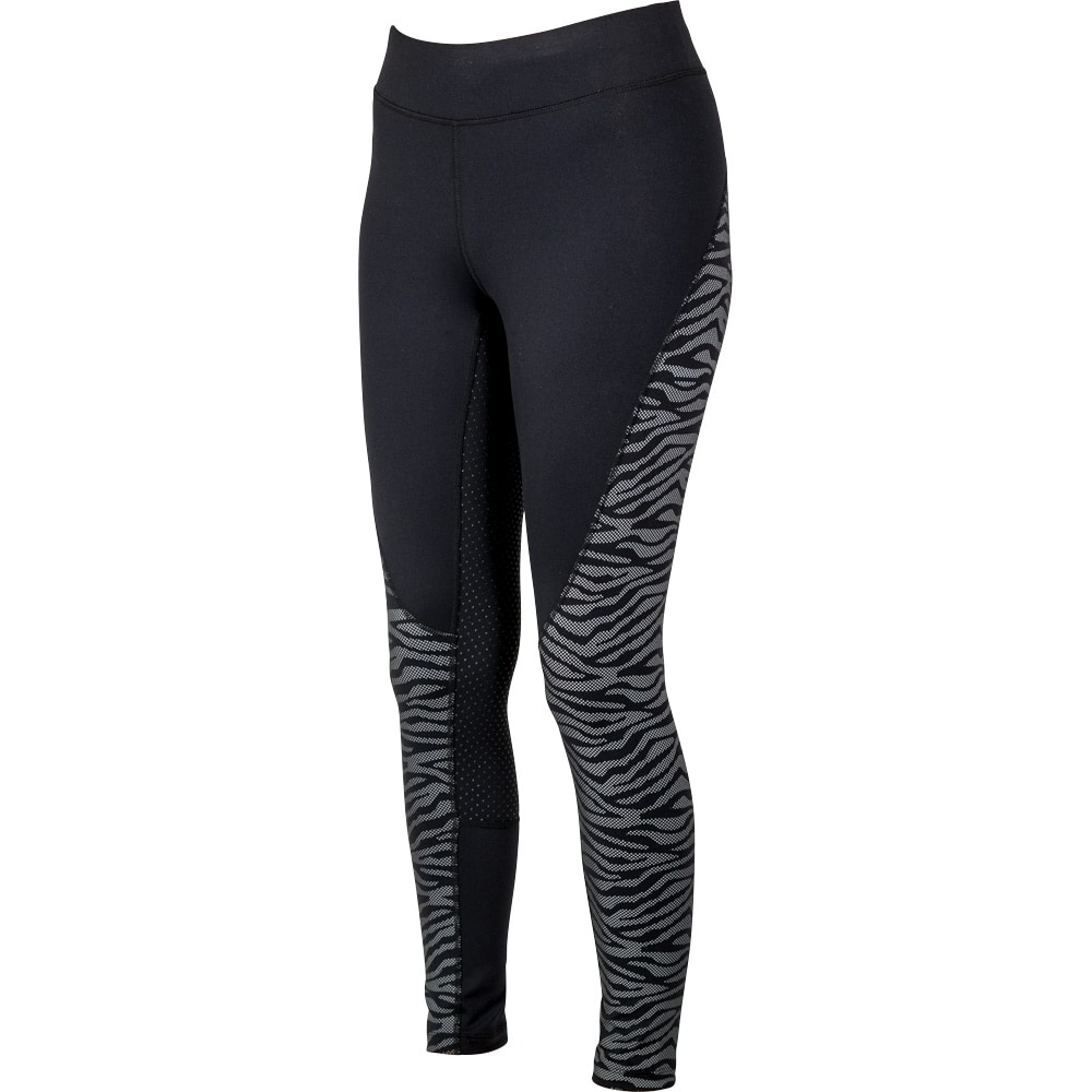 Ridetights Helforsterket Reflective Winter CRW®