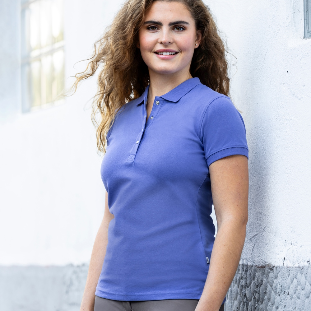 Pikéskjorte  Eila CRW® Dame