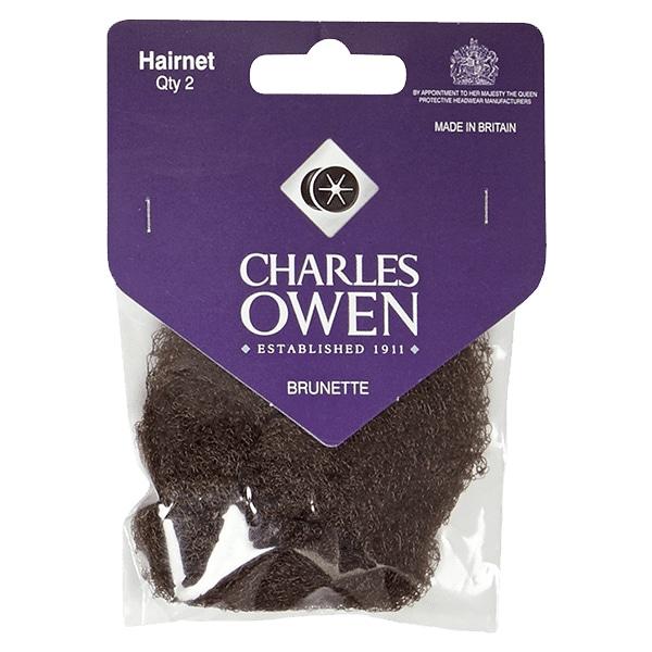Hårnett   Charles Owen
