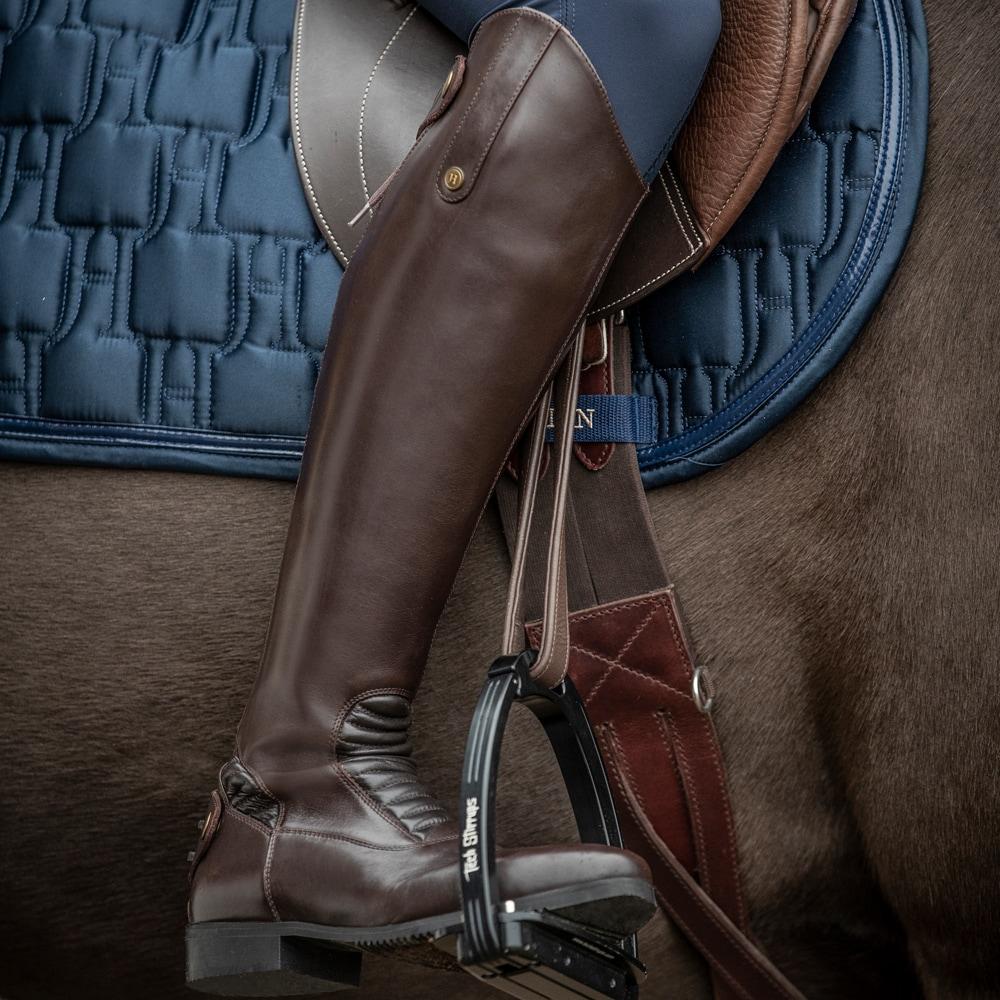 Lærridestøvler  Pontone JH Collection®