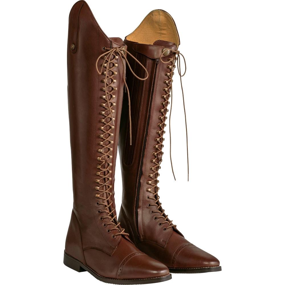 Lærridestøvler  Artena JH Collection®