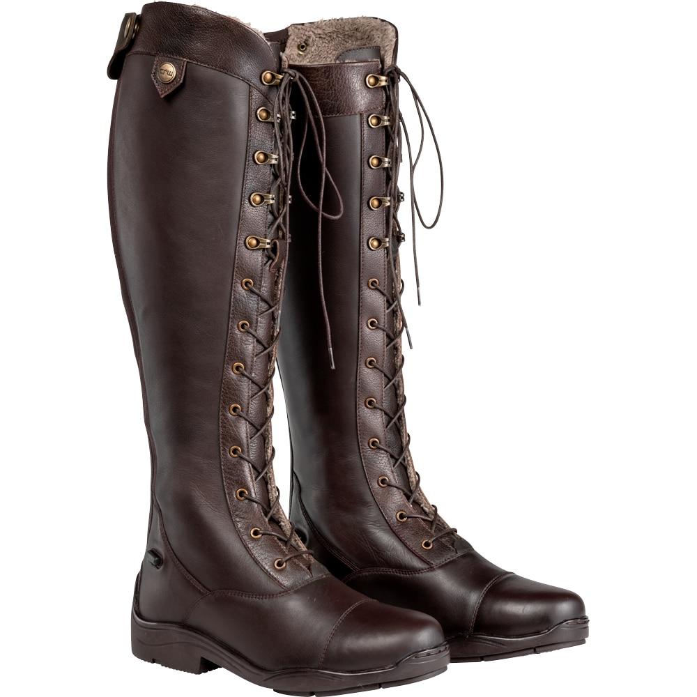 Lærridestøvler  Halifax CRW®