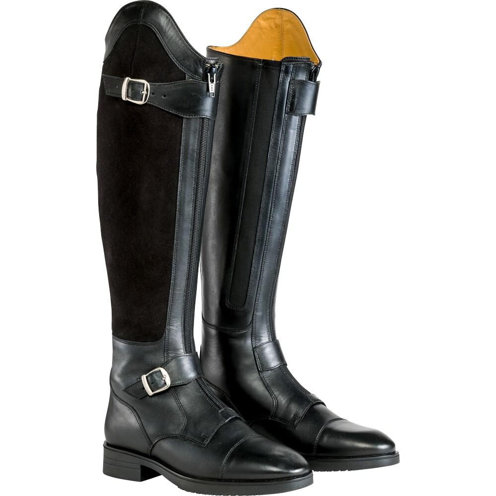 Lærridestøvler  Amalfi JH Collection®