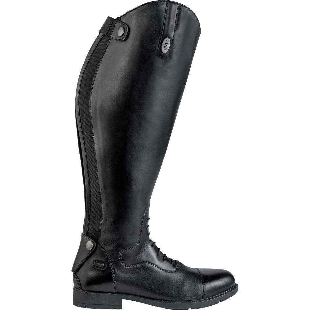 Lærridestøvler  Plus CRW®