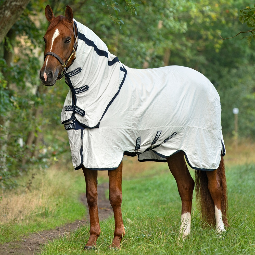 Eksemdekken  Rambo Natura Summer Sheet Horseware®
