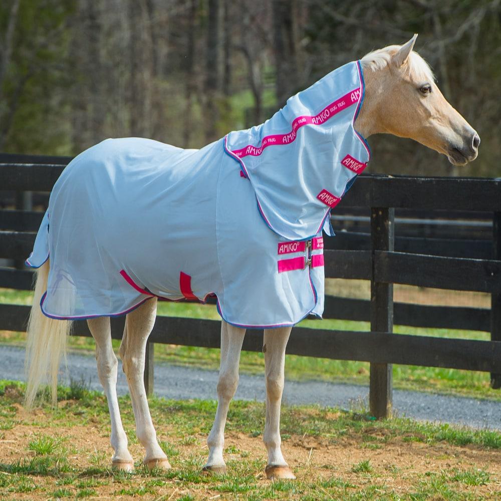 Fluedekken  Amigo Bug Rug Pony Horseware®
