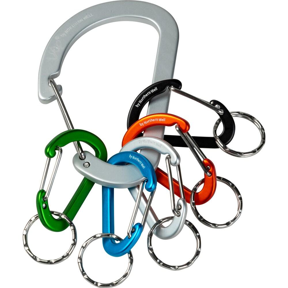 Nøkkelring  Keyhub Loop