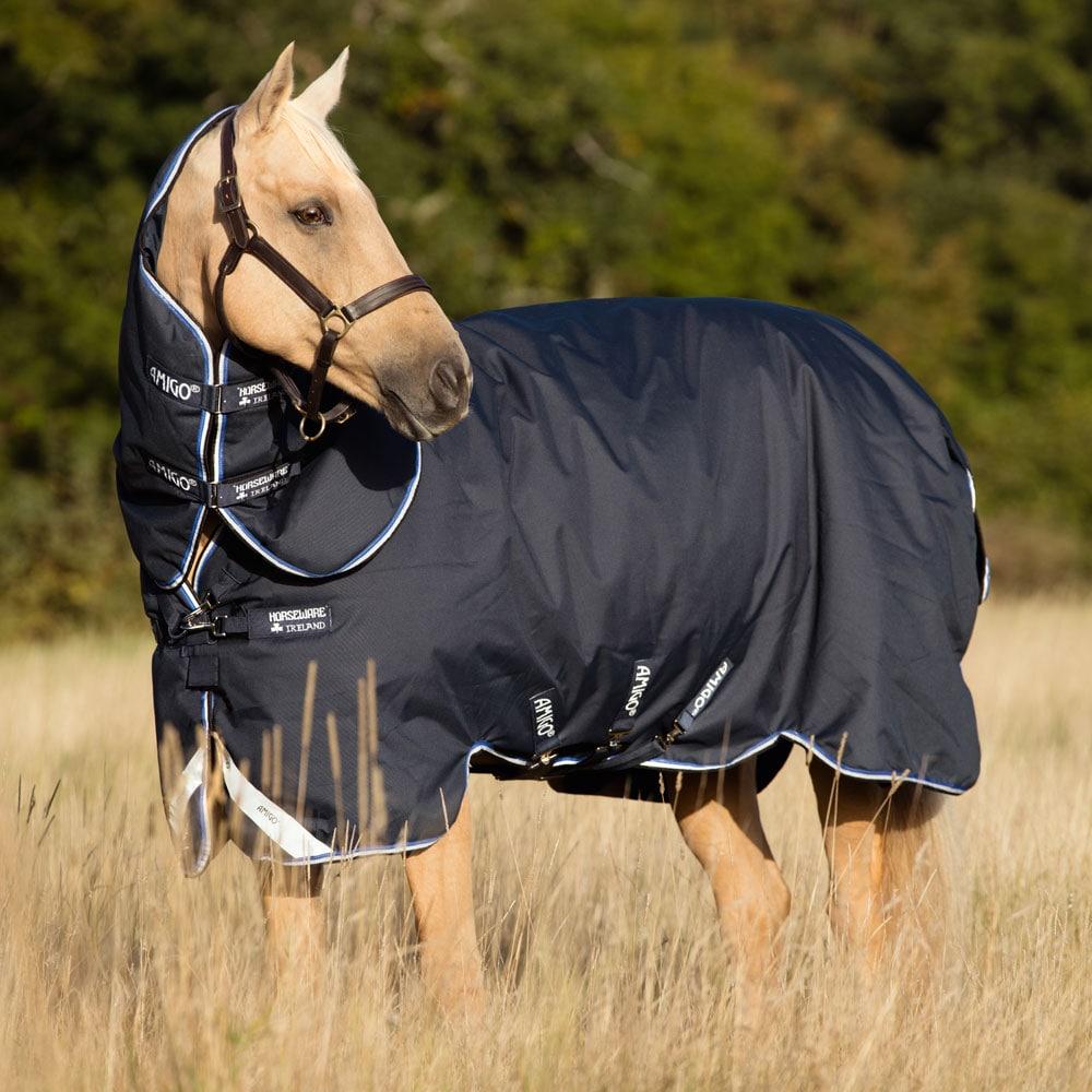 Regndekken  Amigo Bravo 12 Plus Turnout Lite Horseware®