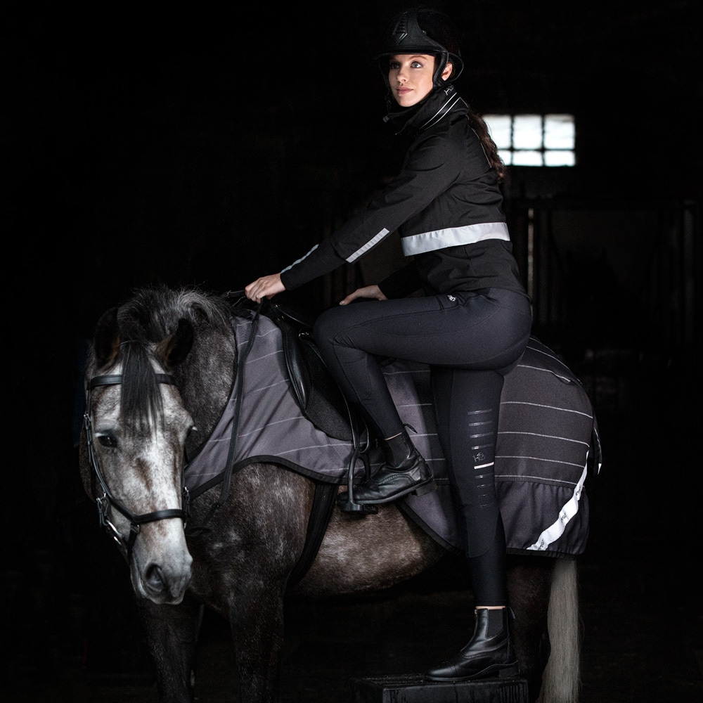 Ridedekken Refleks Amigo Reflectech Competition Sheet Horseware®