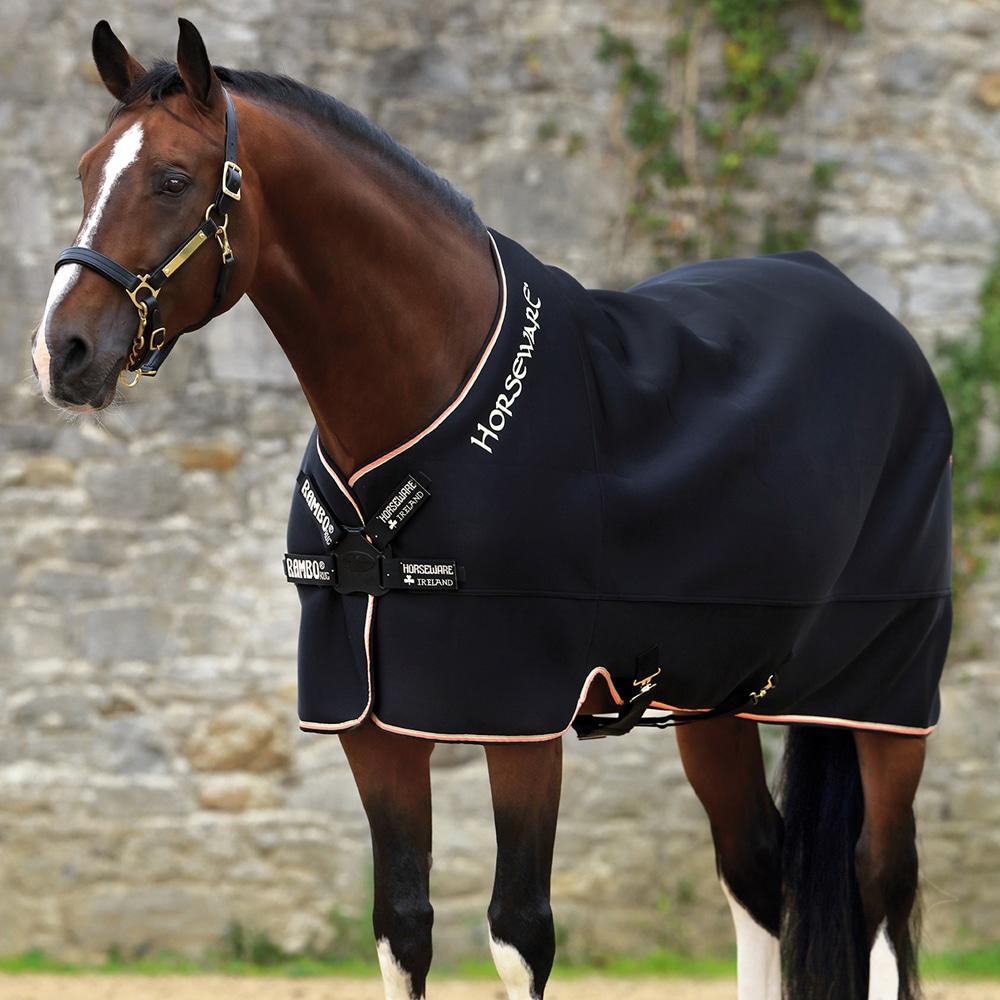 Svettedekken  Rambo Airmax Cooler Horseware®