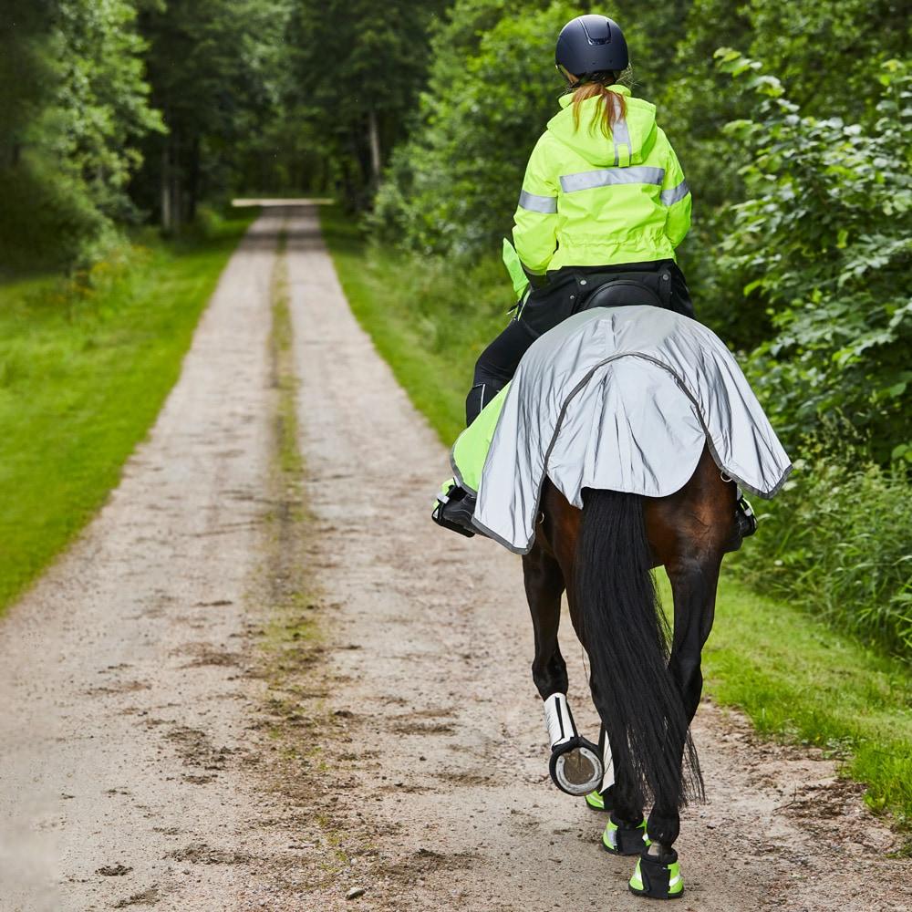 Refleksdekken  Bright rider Fairfield®
