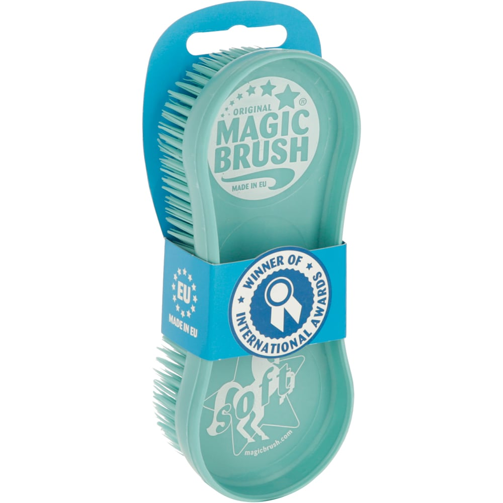 Piggbørste  Soft Magic Brush