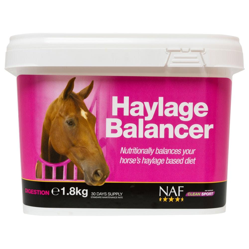Tilskudd  Haylage Balancer NAF