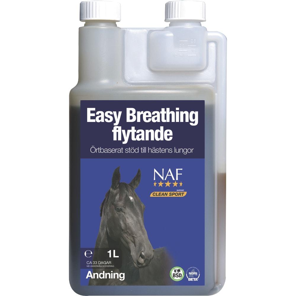 Tilskudd  Easy Breathing NAF