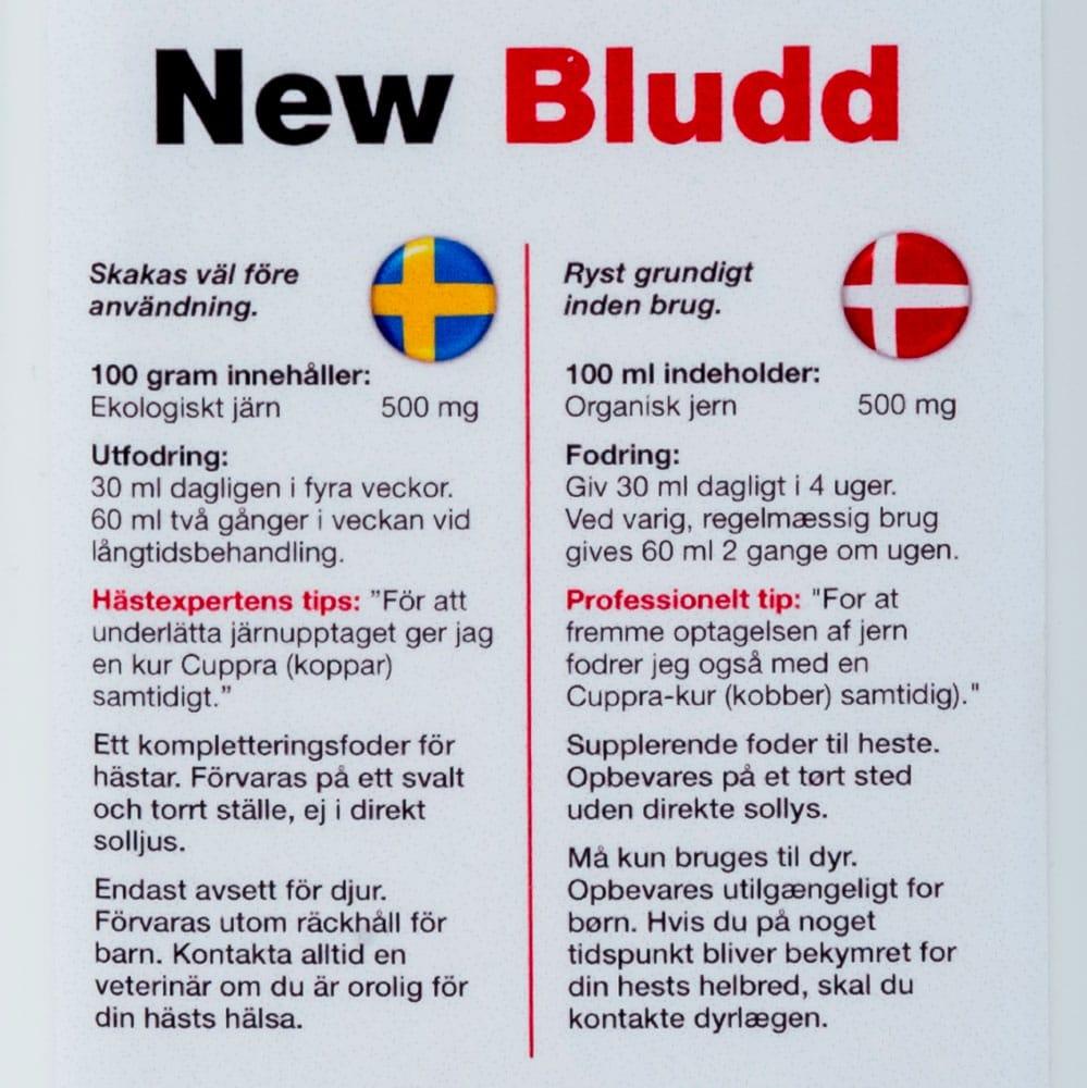 New Bludd HORSE FIRST®