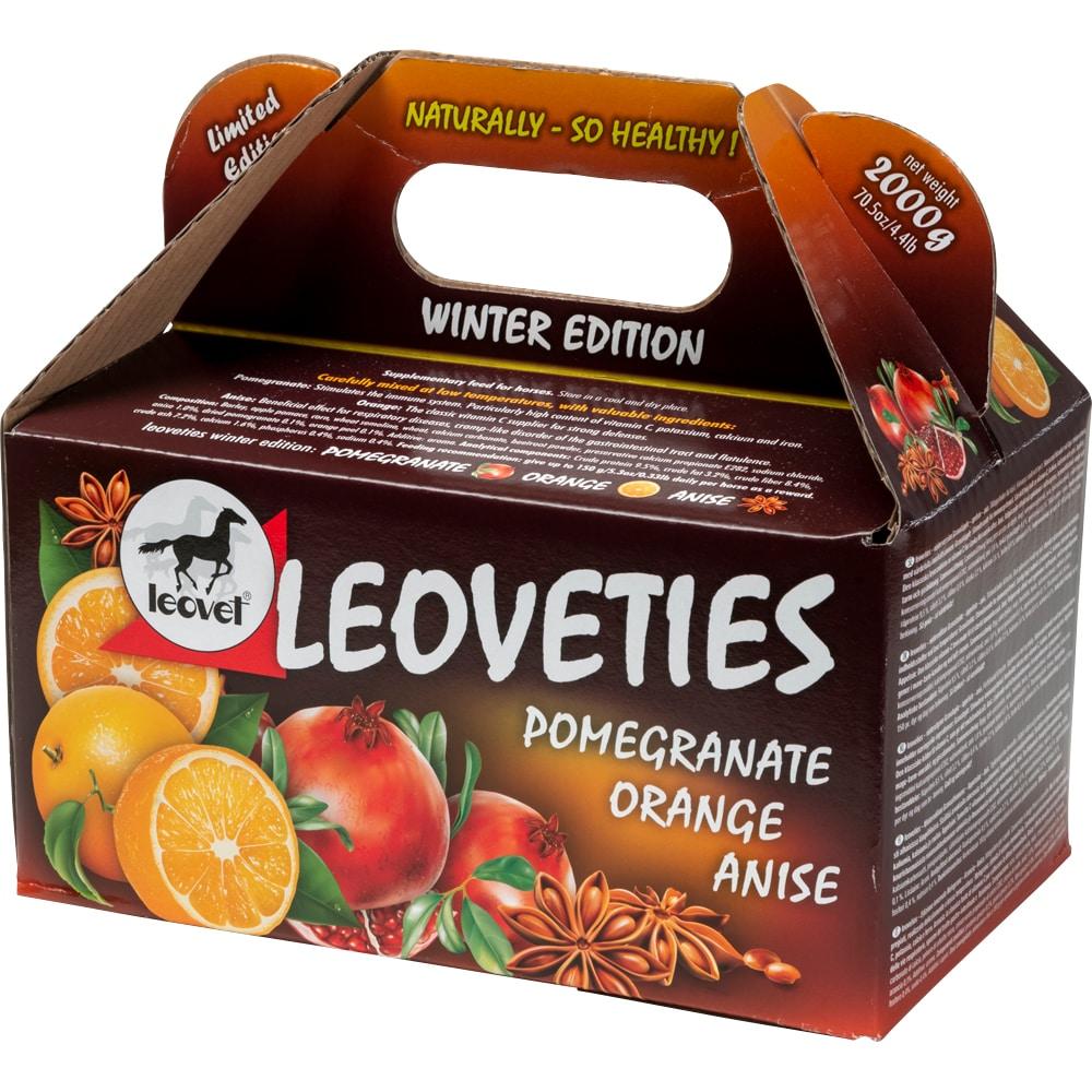 Hestegodbiter  Leovetis Winter Edition 2 kg leovet®