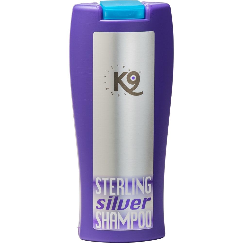 Hestesjampo  Sterling Silver K9™