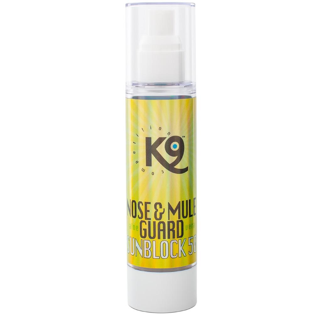 Solbeskyttelse  Nose & Mule guard K9™