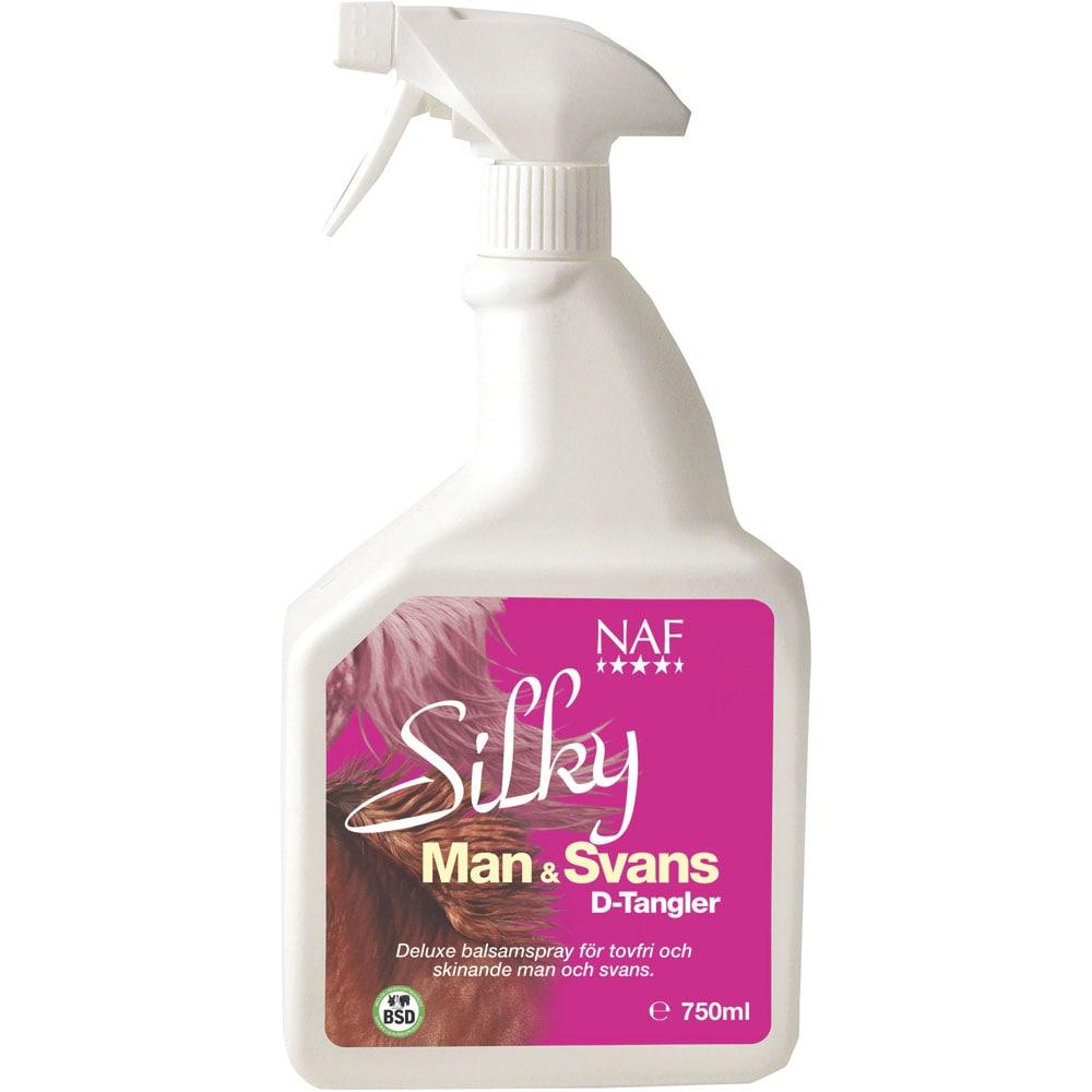 Pelsglans  Silky Man & Svans NAF