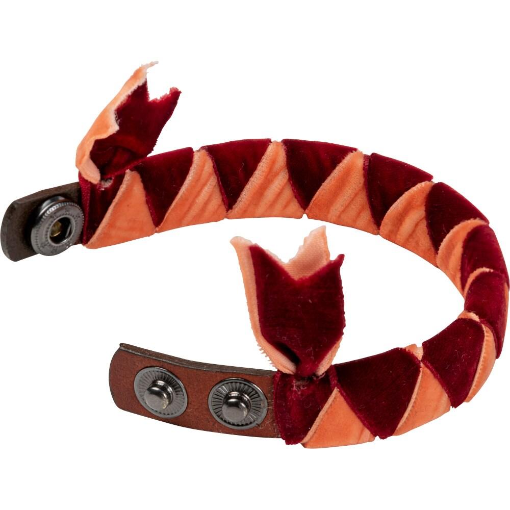 Armbånd Lær Shark tooth CRW®