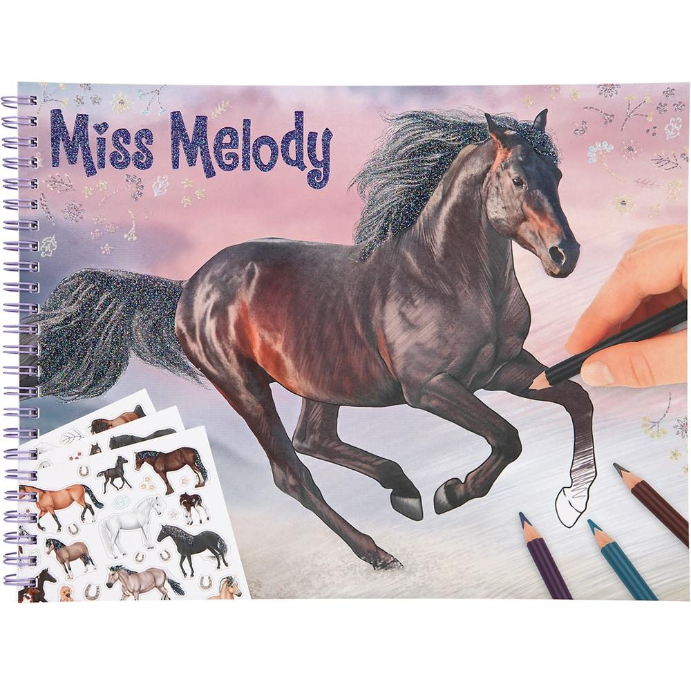 Tegnebok   Miss Melody