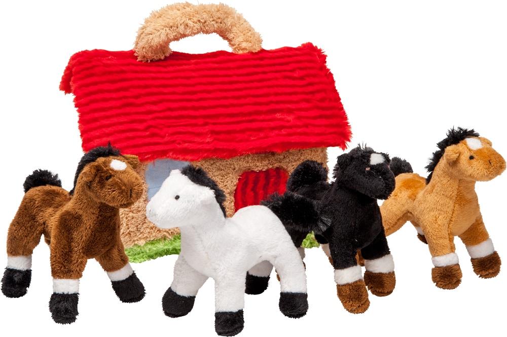 Leketøy Hest 4 Horses